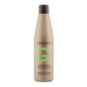 شامپو مخصوص موهای چرب سالرم مدل Greasy حجم 500 میلی لیتر
