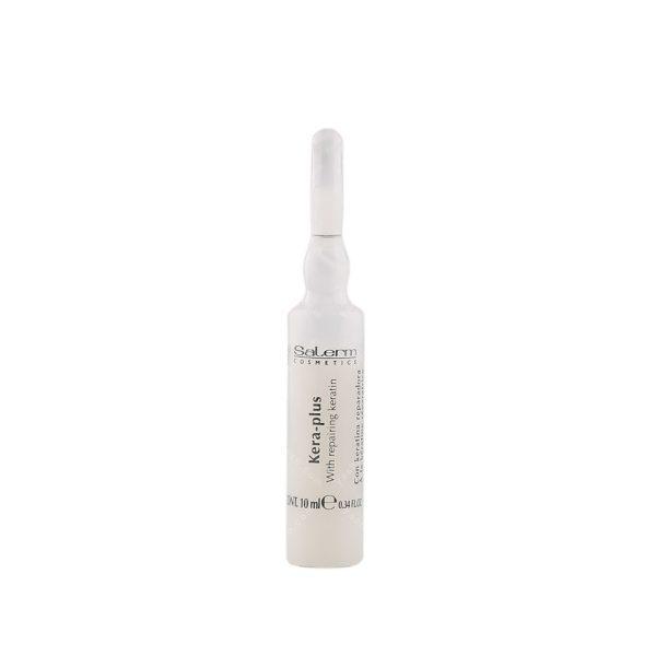 محلول کراتین فوری(ترمیم کننده) مو سالرم حجم 10میلی لیتر