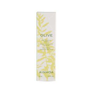 کرم دور چشم آینوا مدل Olive حاوی زیتون حجم 15 میلی لیتر