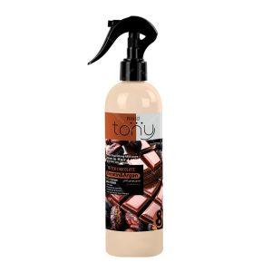 لوسیون مو بدون آبکشی شماره 8 تونی با رایحه شکلات تلخ