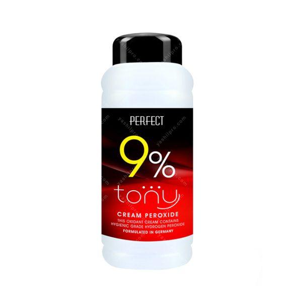 کرم اکسیدان ۳۰ حجمی (۹%) تونی حجم 150میلی لیتر
