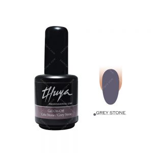 لاک ژل تویا مدل Grey Stone