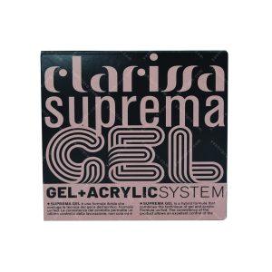 پک پلی ژل کلاریسا مدل سوپریما 3 عددی