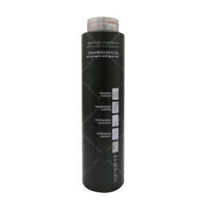 شامپو سر و بدن ING مدل Shower Shampoo حجم 400میلی لیتر