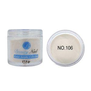 پودر رنگی بیوتی آمور کد 106