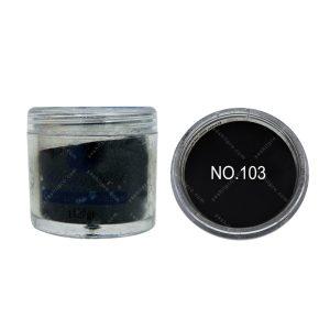 پودر رنگی بیوتی آمور کد 103