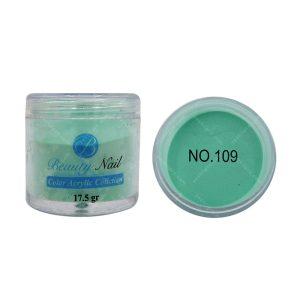 پودر رنگی بیوتی آمور کد 109