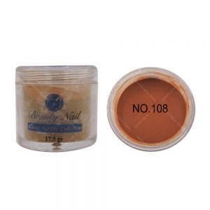 پودر رنگی بیوتی آمور کد 108