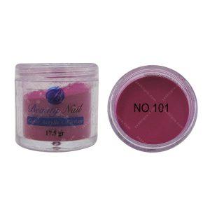 پودر رنگی بیوتی آمور کد 101