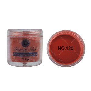 پودر رنگی بیوتی آمور کد 120