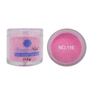 پودر رنگی بیوتی آمور کد 116