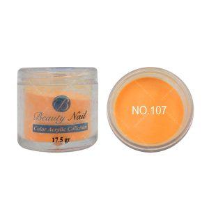 پودر رنگی بیوتی آمور کد 107