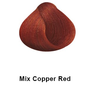 ing mix copper red
