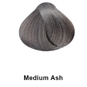 medium ash