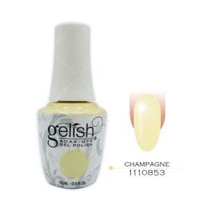 لاک ژل ژلیش مدل Champagne