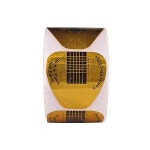 فرمر (قالب کاغذی) مدل طلایی پهن 500 عددی