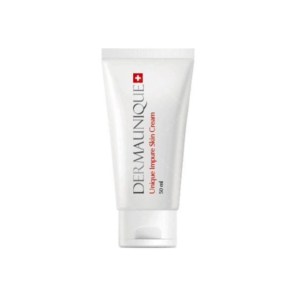 کرم مرطوب کننده و تنظیم کننده چربی پوست درمایونیک حجم 50 میلی لیتر