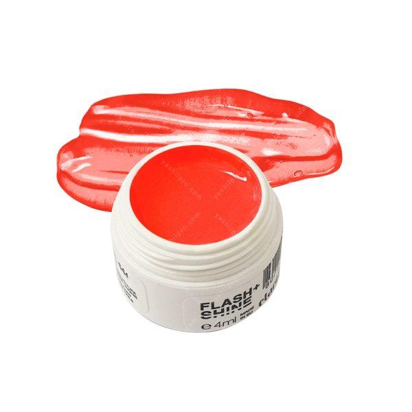 پینت ژل کلاریسا (Clarissa flash+shine gel) کد 6455