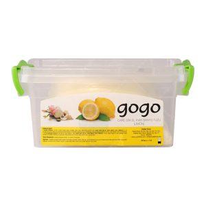 نمک اسپا گوگو مدل لیمو حجم 1500 گرم