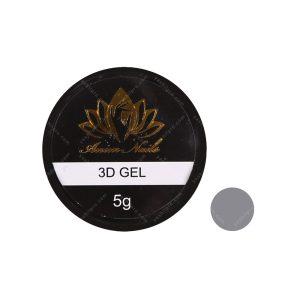 ژل 3D آنیم خاکستری